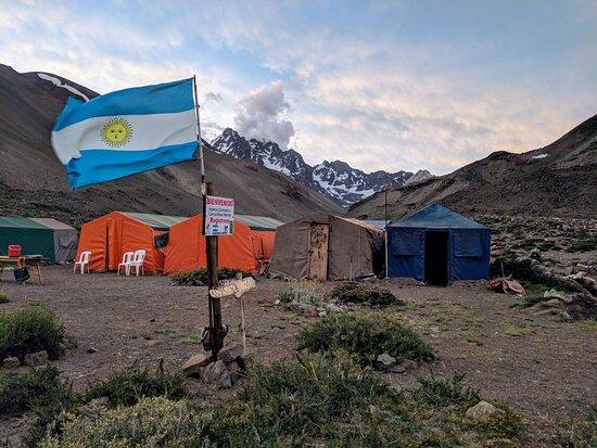 El Sosneado, Argentina: hermoso lugar, super confortable