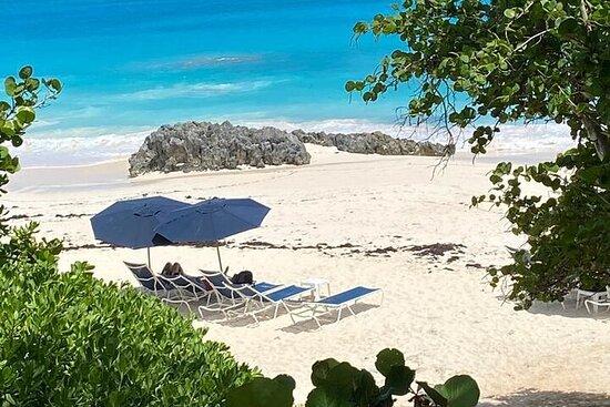La giornata di fuga dalla spiaggia di Elbow alle Bermuda
