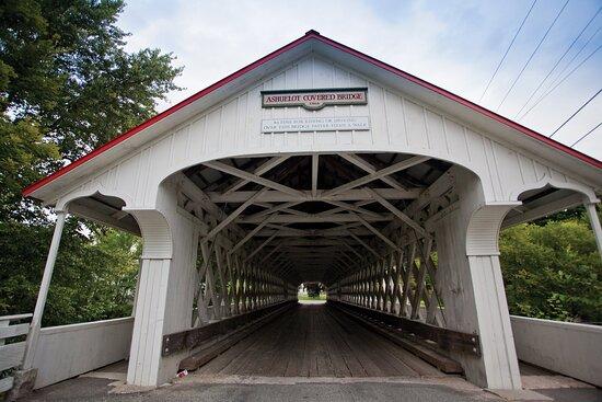 Bridge - Crotched Mountain Resort