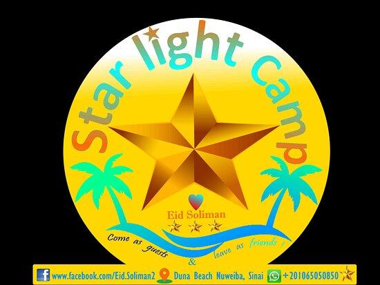 Starlight Camp Nuweiba logo