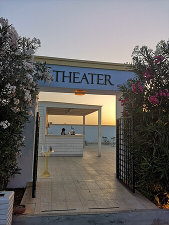 Entrance to the Amphitheatre