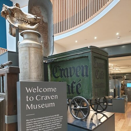 Craven Museum & Gallery at Skipton Town Hall