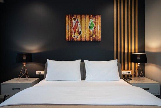 Foto de Silver 39 Boutique Hotel & Terrace, Tiflis: Night view on our hotel. - Tripadvisor