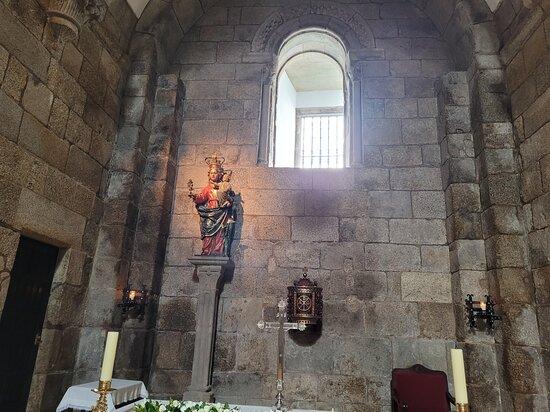 Parroquia de Nuestra Señora la Antigua de Corticela