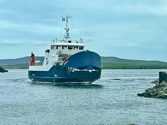 Shetland Island Council Ferries