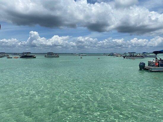 Crab Island June 2021