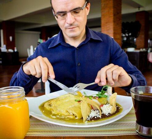 Desayuno en Los Alcatraces