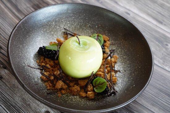 Bramleys Apple Signature Dessert