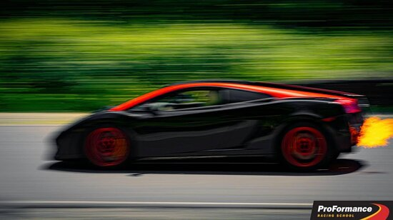 Often there is a professional photographer on site to capture the fun you and your car will have.