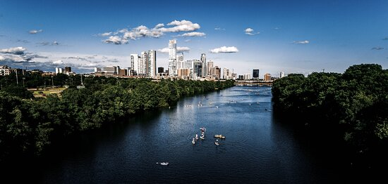 tommie Austin is just a short walk away from Lady Bird Lake