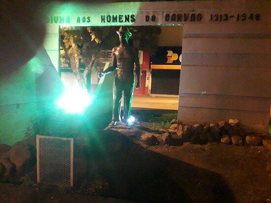 Monumento ao Mineiro