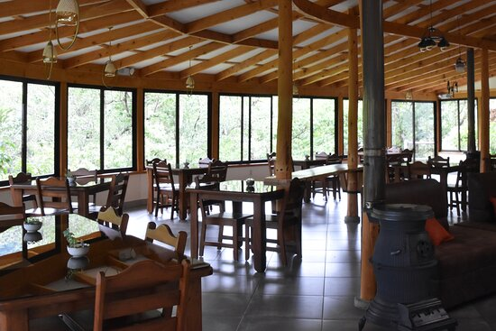 Copey, Costa Rica: Beautiful restaurant with panoramic view