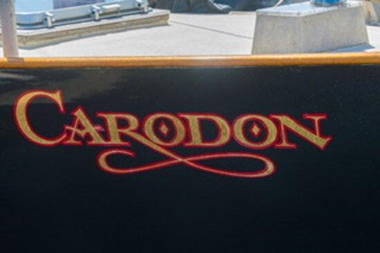 our yacht, carodon