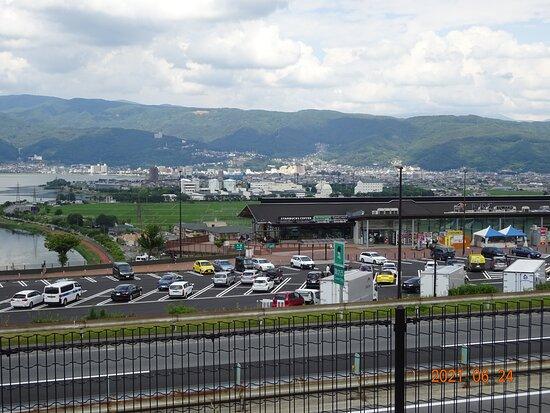 Suwako Service Area Outbound