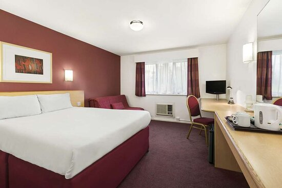 1 Double Bed Executive Room