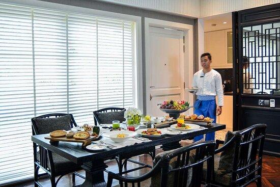 Two Bedroom Villa - In Villa Breakfast