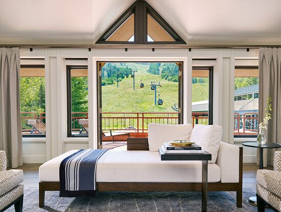 Paepcke Suite View of Aspen Mountain
