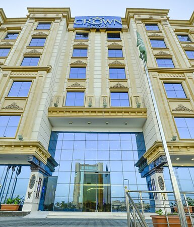 Exterior View_TOP Crown Town Hotel Jeddah