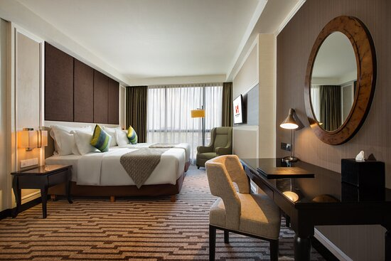 Deluxe Room Green Style