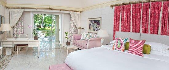 The Sandy Lane Suite Guest Bedroom 1