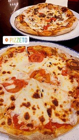 Pizza shop.  Open till 2am.
