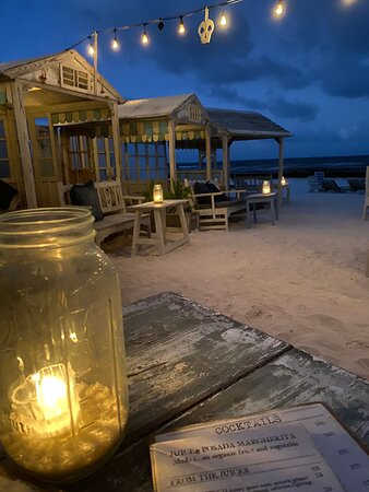 A perfect setting for dinner!