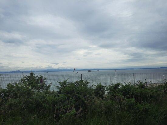 Dalgety Bay View Point.....