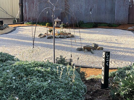 Fujisawa  Mori Zen Garden