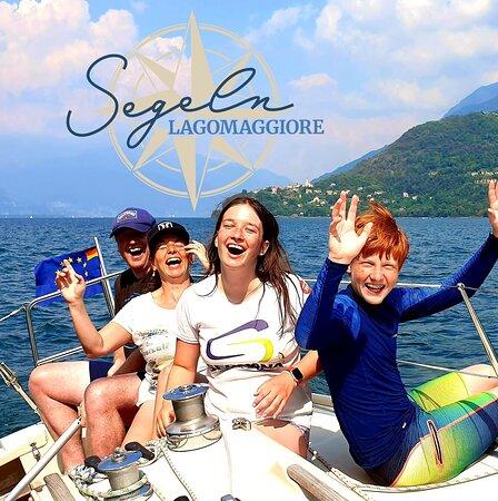 Segeln-Lago Maggiore