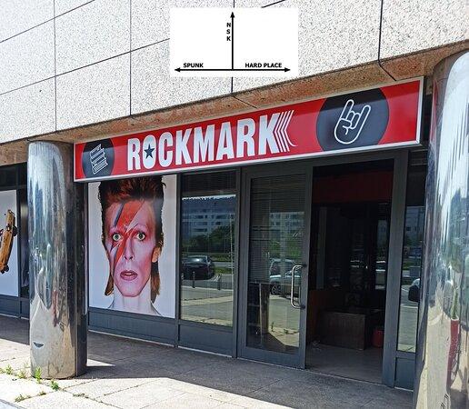 Glazbena Knjižara Rockmark