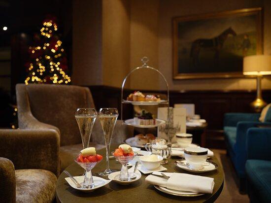 Afternoon Tea at Christmas