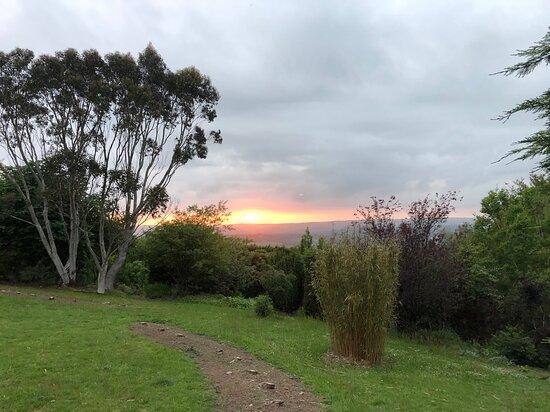 Sunset at Pantyfod