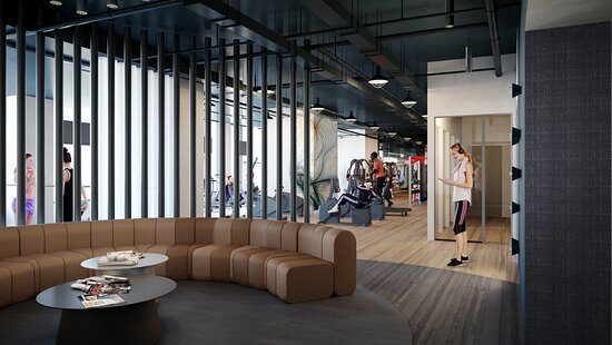 tommie guests have access to the Wellness Center at the neighboring Thompson Austin location
