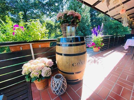 Wunderschönes Restaurant mit gehobener Küche und Wohlfühl Ambiente.