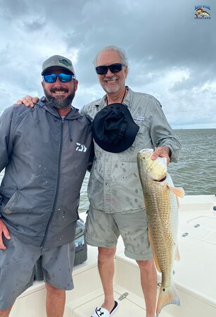 Another day, another #redfish (and a #jackcrevalle) !   📸 The Lenoir Crew inshore 6.29.2021  📲 Call  (985) 640-0772 or visit www.superstrikecharters.com to book your trip!