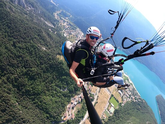 Tandem Fly Experience
