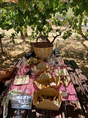 Wein - Picknick