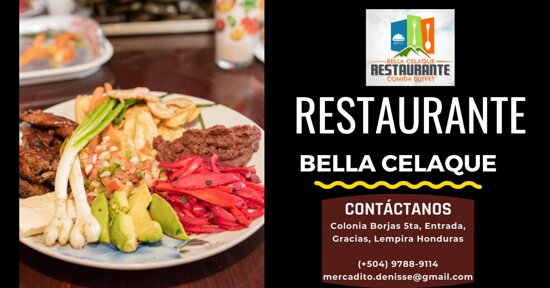 Somos el Mejor Lugar para comer y disfrutar