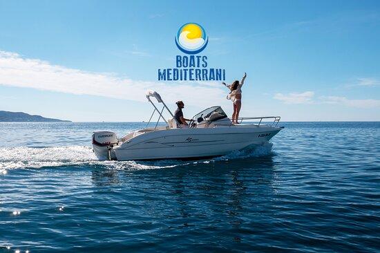 Boats Mediterrani