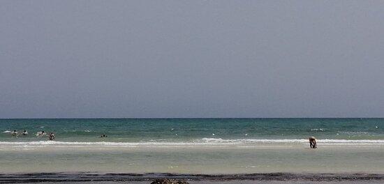 couleurs de plage