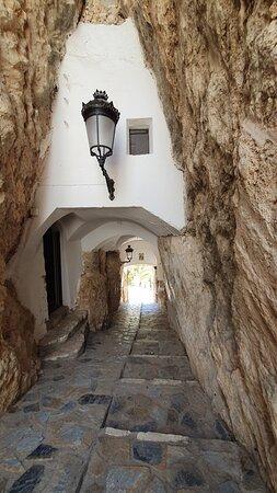 Puerta del pueblo