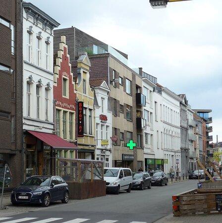 Ghent, Baravins (Steendam)
