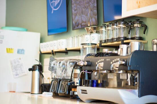 The specialty coffee is the best in the area