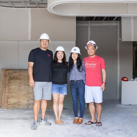 We're out here at our soon-to-be third location!!! Coming to South Austin this summer 👀