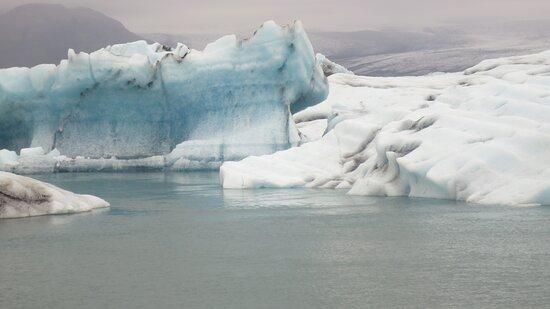İzlanda: Jökulsarlon glacier river lagoon