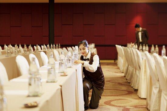 Staff at Meeting 1