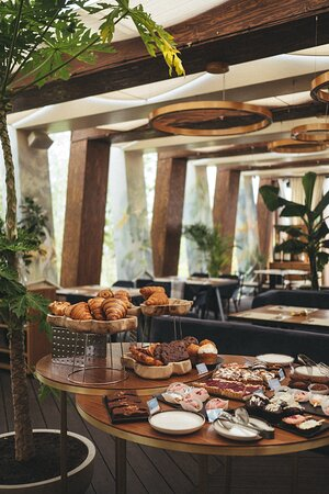 """Завтраки в ресторане """"Ривьера"""""""