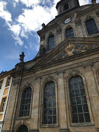 Spitalkirche Church kostol Bayreuth