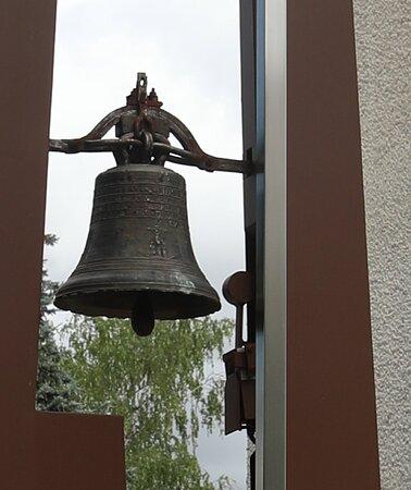 la cloche date de 1634
