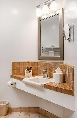 King Bedroom Bathroom Vanity